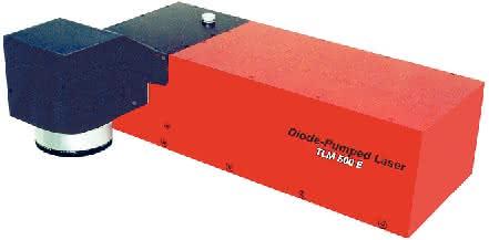 Markiersysteme: Kompaktes  Laser-Markiersystem