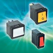Thermische Geräteschutzschalter: Schutzhaube für IP 65