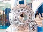 Präzisionsgetriebe mit Hohlwelle: Hohe Verdrehsteifigkeit