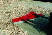 Anbau-Kehrbesen für Gabelstapler: Das Kehrengroßer Flächen