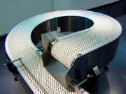 Fördertechnik: ModulareKunststoffbänder