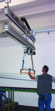 Handhabungstechnik: Stabiles Leichtgewicht