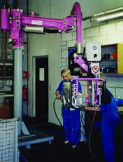 Handhabungstechnik: Präzision in Aluminium