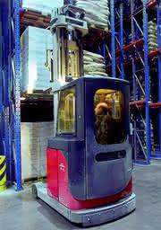 Flurförderzeuge: Eiskalte Schauer