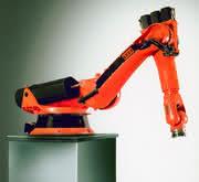 Industrieroboter: Gut integrierbar