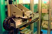 Handhabungstechnik: Pressenverkettung mit Teleskopmodulen