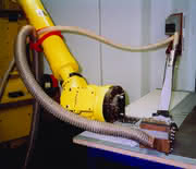 Robotertechnik: Gründliche Oberflächlichkeiten