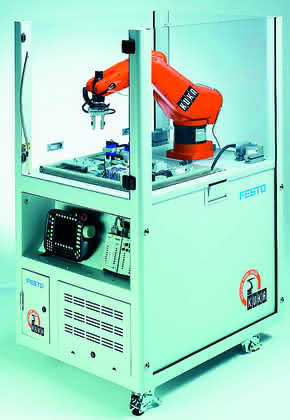 Robotertechnik: Sprungbrett für Roboterfachleute