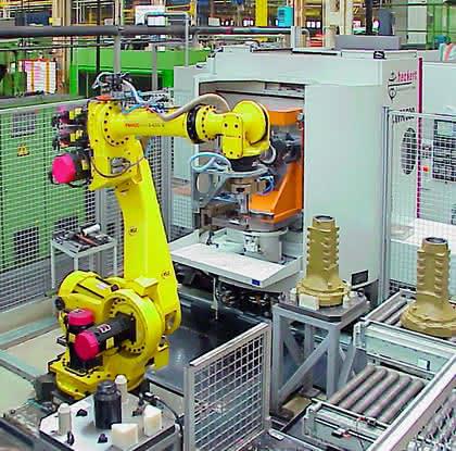 Robotertechnik: Fabrikautomation aus einer Hand