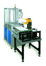 Industrieroboter: Zuführen mit System