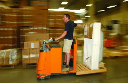 Lager und Logistik (ML bis 1,2 s.): Bäder auf Reisen