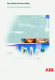 Antriebe und Steuerungen: Antriebstechnik-Broschüre