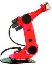Robotertechnik: Arbeiten mit sechs Achsen