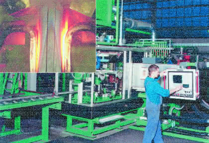 Lineartechnik: Intelligente Lösungen durch randschichtgehärtete Stahlprofile