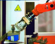 Industrieroboter: Der zellulare Automat