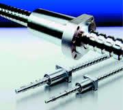 Lineartechnik: Kugelgewindetriebe für hohe Leistungen