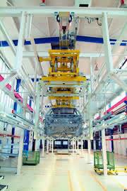 Automotive Assembly: Audi fertigt den Le Mans