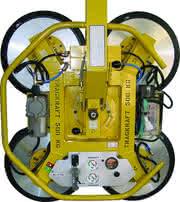 Handhabungstechnik: Vakuum-Hebegerät Zweikreissystem