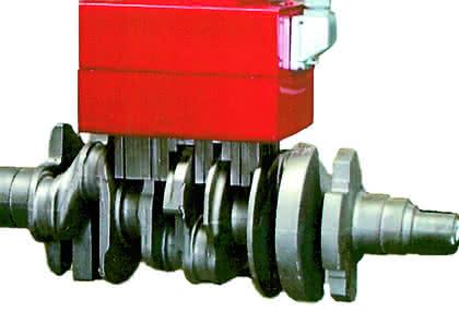 Automotive Assembly: Beim Heben mit Magneten