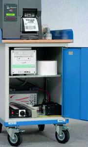 Identtechnik: RFID mobil