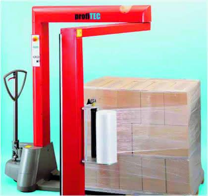 Material handling: Verpackungsgeräte und -mittel