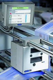 Identtechnik: Thermo-Transfer-Direktdrucker für Folien