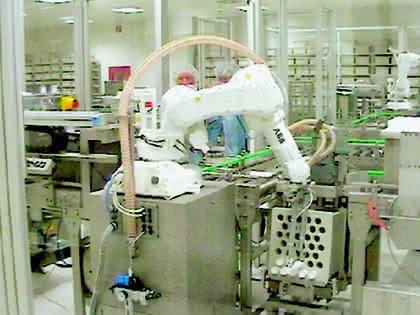 Handhabungstechnik: Mit Robotern und Portalen