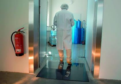 Arbeitsschutz: Großen Aufwand betreiben...