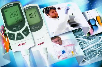 MSR: Temperaturmessungen