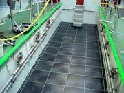 Labortechnik: Fußbodensanierung