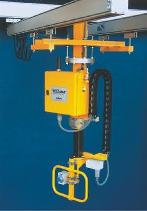 Teleskopmanipulator Telo-Mat: Nach Wahl balancieren