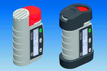 Arbeitsschutz: Eingasmessgerät mit Dockingstation