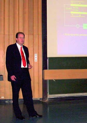 Symposium: Chromatographie – locker und informativ