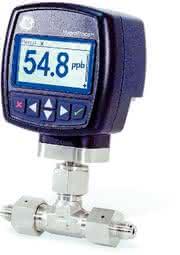 Feuchtemessgerät HygroTrace: ppb-Feuchtemessung im Transmitter-Format