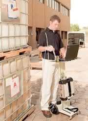 VIS/NIR-Spektrometerserie LabSpec: Qualitätskontrolle von Dieselkraftstoffen