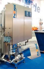 ProMaqua-Desinfektionseinrichtungen: Ozon, Chlordioxid und PES sicher dosieren