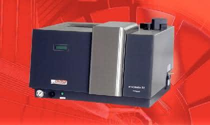 Laser Particle Sizer analysette 22 COMPACT: Kompaktgerät zur  Partikelgrößen-Bestimmung
