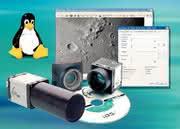 uEye-Kameras: uEye®-Kameras mit Linux-Treiber