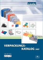 Verpackungskatalog 2007: Jetzt bestellen