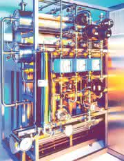 Reinwasser-Kompaktanlage Osmotron: Kompaktanlage für Reinwasser