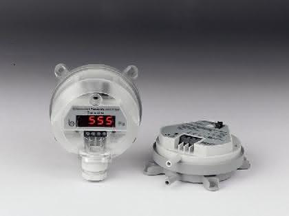 Differenzdruck-Messumformer Baureihe 984M: Flexibel und zuverlässig