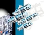 Induktive Näherungsschalter: Bis 500 bar im statischen Betrieb