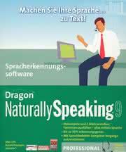 Spracherkennungssoftware Dragon Naturally Speaking 9 Professional: Keine leeren Worte
