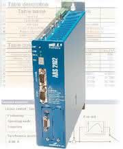 Servoregler ARS 2000: Universelle Schnittstellen und modular erweiterbar