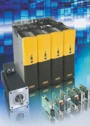 Antrieb Motiflex e100: Motorantriebe mit Ethernet-Powerlink