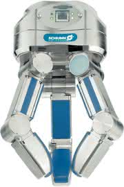 Spann-, Greif- und Automatisierungstechnik: Robotic inside