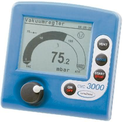 Vakuum-Controller CVC 3000: Vollautomatisch das richtige Vakuum