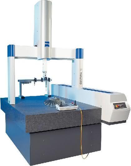 Scanning-Messmaschine Contura: Einstieg in die Scanner-Welt