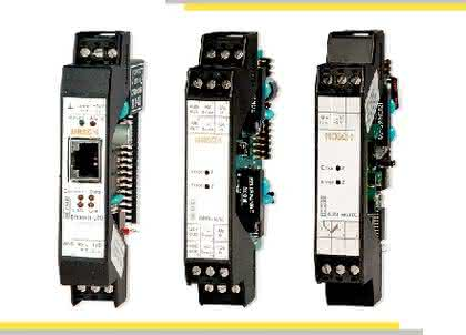 Analoge Eingangsmodule: Das modulare  Ein-/Ausgabesystem