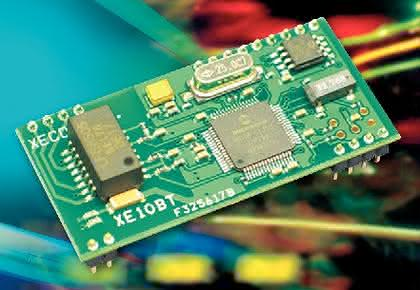 Embedded Ethernet-Module: Ein preiswerter  Anschluss